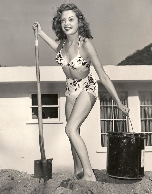 Pretty Jane Greer Home Improvements | Explore pinup_girlz's ...