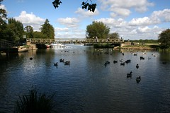 The Thames in Oxford