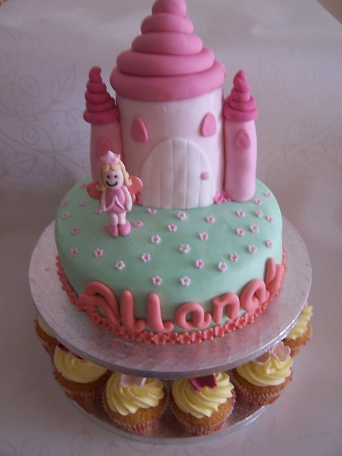Fairy Princess Cake Images : photo