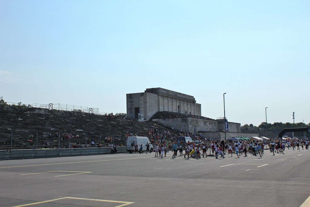 Zeppelinfeld Stadium