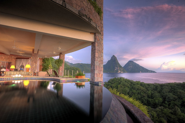 Best Honeymoon Resort Jade Mountain-01