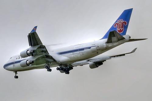 B744 - Boeing 747-41BF(SCD)