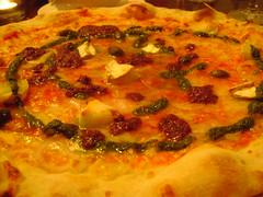 zwiebelkuchen(0.0), dessert(0.0), tortilla de patatas(0.0), sicilian pizza(1.0), pizza cheese(1.0), pizza(1.0), baked goods(1.0), food(1.0), dish(1.0), cuisine(1.0), quiche(1.0),