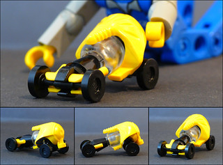 LEGO System toy for Technic boy