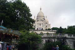 Paris, Sept. 2010: Montmartre