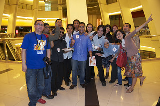 some of the Mozilla Indonesia community