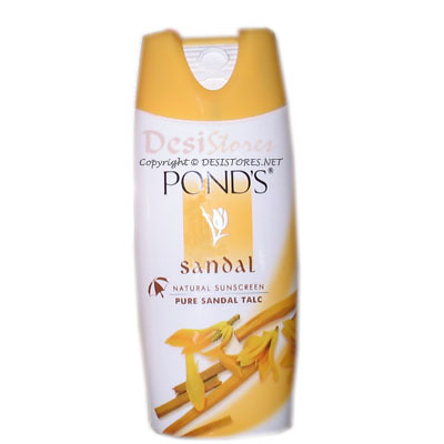 Pond's Sandal Talcum Powder 400g