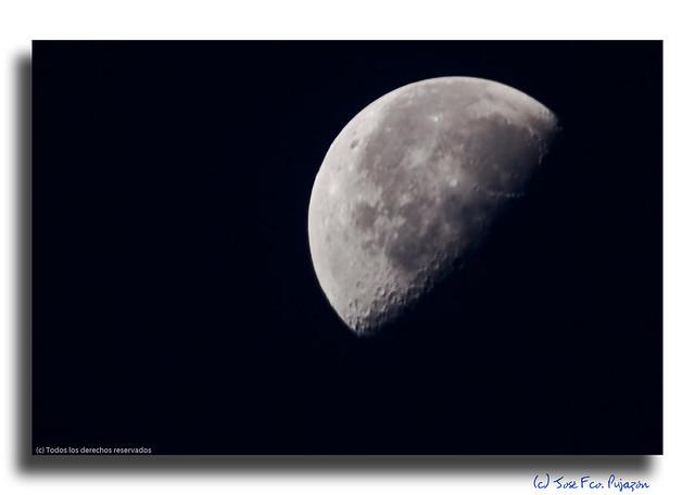 Cuarto menguante 30 09 2010 flickr photo sharing for Cuarto menguante de la luna
