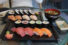 Sushi - Uta Sushi Bar - Nikon D60