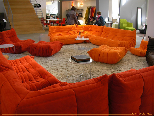 Togo ligne roset flickr photo sharing - Housse togo ligne roset ...