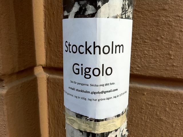 gigolo stockholm
