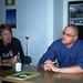 Small photo of Hans intervjuer Jakobson