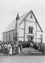 Mallala Methodist Church 1909