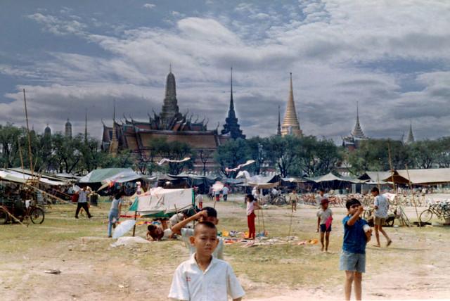 Bangkok. 1969. (Archives)