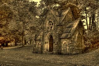 Troy N.Y. - Oakwood Cemetery - George Tibbits Grave 03