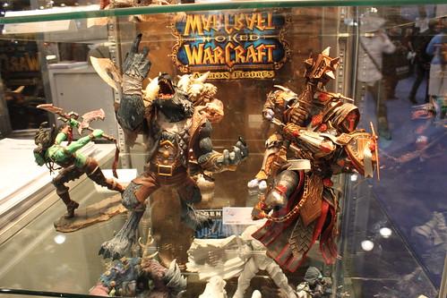 Warcraft Action Figures