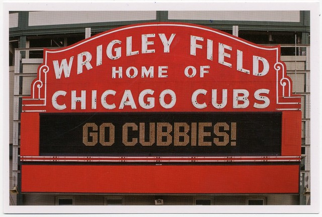 Chicago Cubs Home Page