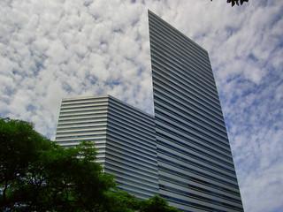 The Gateway buildings