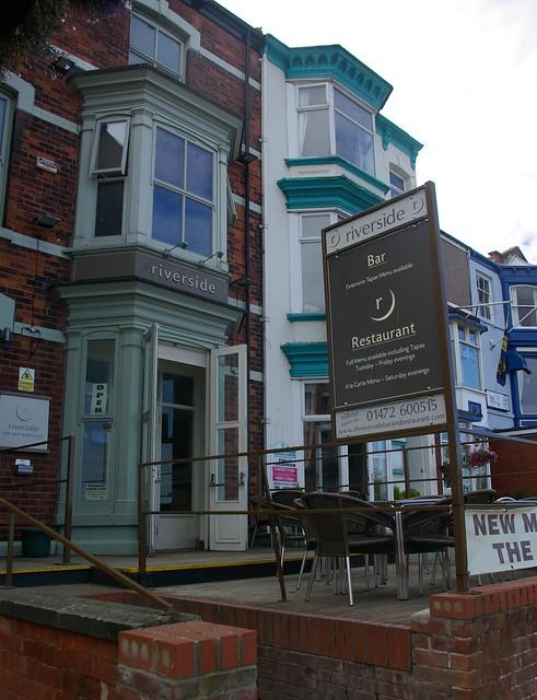 Riverside Bar And Kitchen Menu
