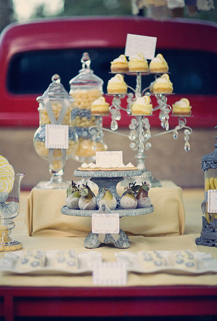 wedding dessert table ideas 2 | Flickr - Photo Sharing!
