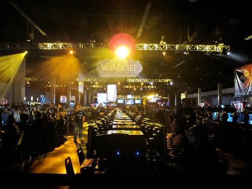 Warcraft Gaming Section