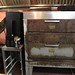 Waldorf Hotel | Ancient, original equipment in the production kitchen
