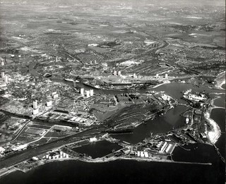 Sunderland South Docks June 1969
