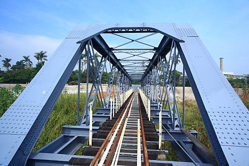 1P94虎尾糖廠鐵橋
