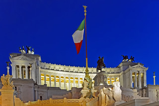 Italy-0572 - National Monument of Victor Emmanuel II