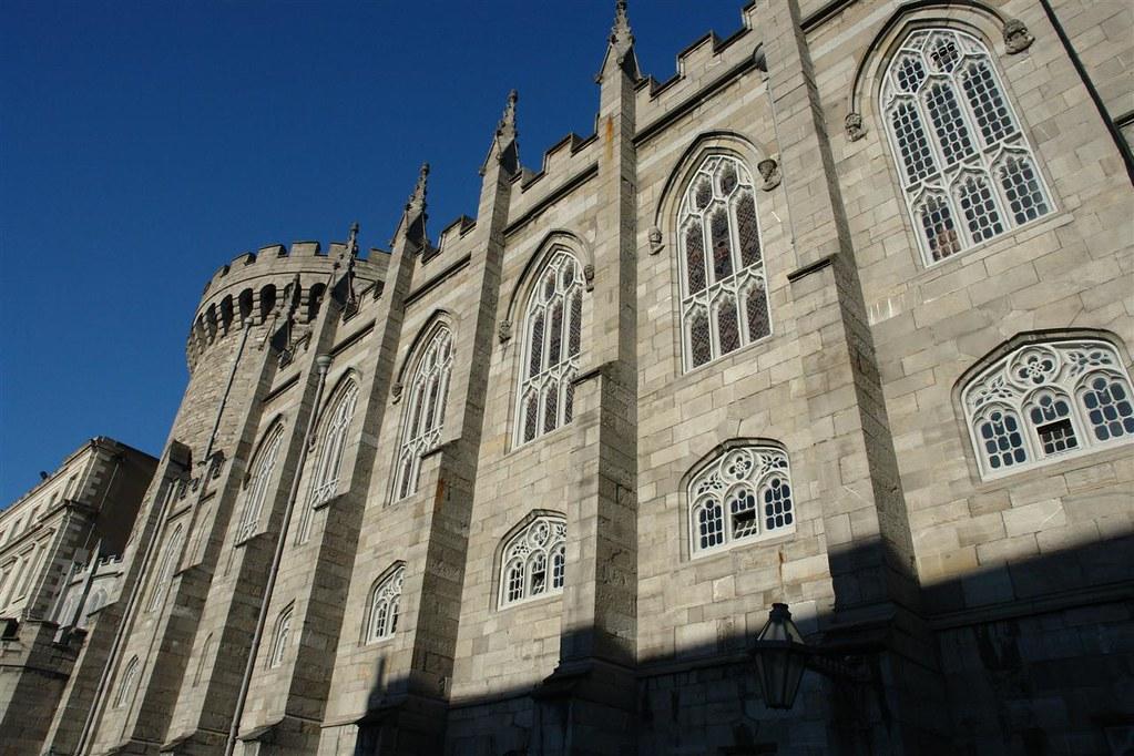 Qué visitar en Dublín en un día: Castillo de Dublín qué visitar en dublín en un día - 5175356171 94b96ed474 b - Qué visitar en Dublín en un día