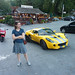 Small photo of Lotus Elise and Alice's Restaurant.