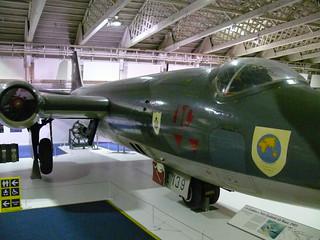 English Electric Canberra PR3