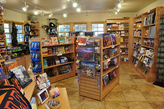 Desert View Visitor Center Bookstore_0024