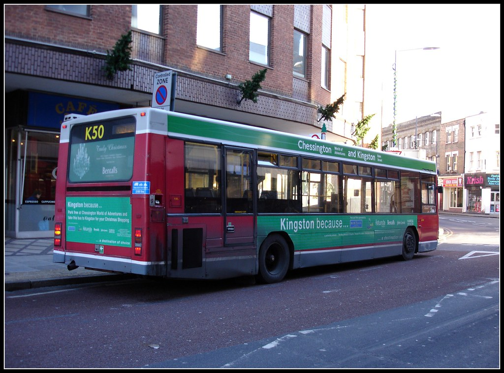 Kingston K50 Service 2005