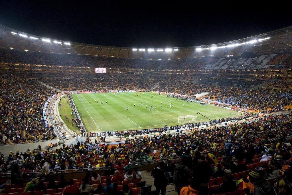 Soccer Stadium - Flickr - Photo Sharing!