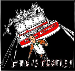 FTE IS PEOPLE!