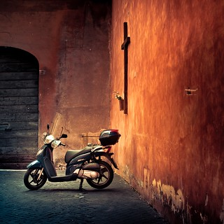 Italy / Rome / Orange / Photography