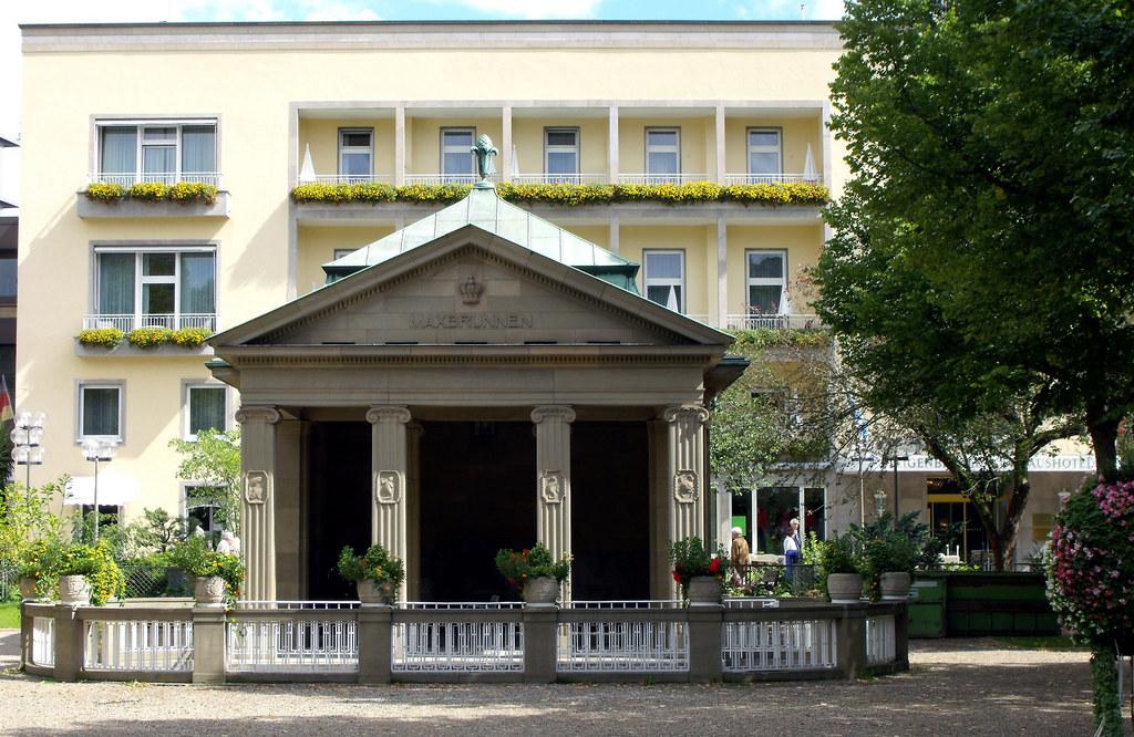 Hotel Victoria In Bad Kissingen