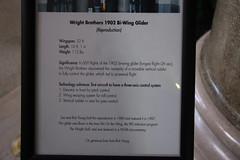Wright Brothers Replica Description