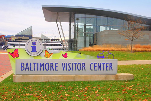 Baltimore Visitor Center, Maryland