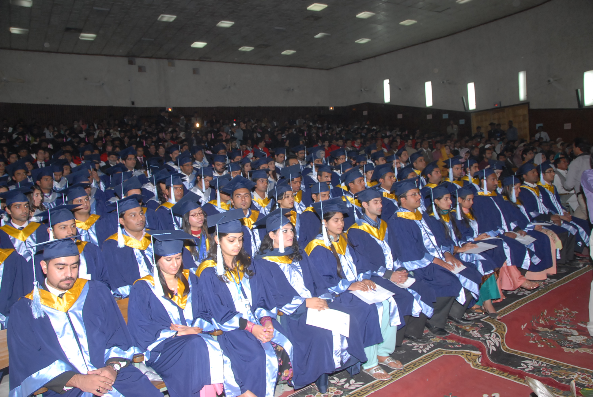 Convocation at FC College - a set on Flickr