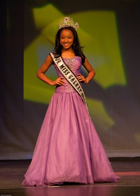 2010 Miss Pre-Teen Michigan Galaxy title holder, Unjanee, went on to win the ...