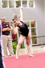 TWU Gymnastics - Margaret Mayfield