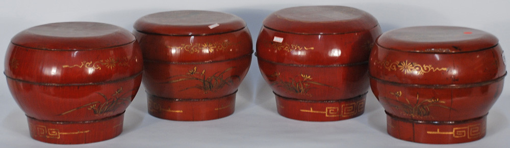 BK0254Y-Antique-Asian-Decorative-Baskets