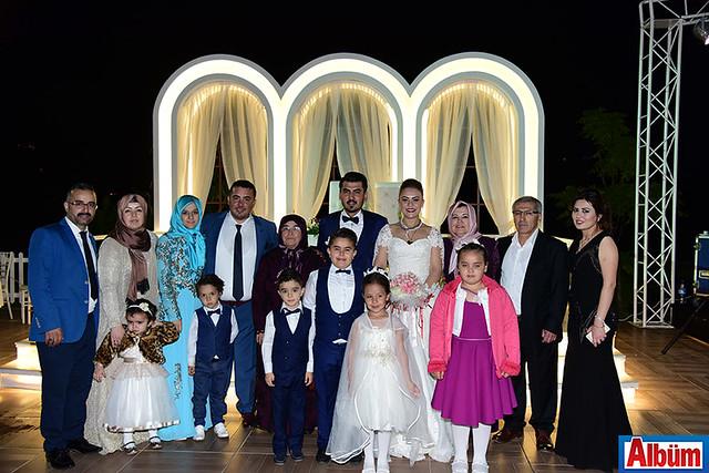Olive Garden'da muhteşem düğün
