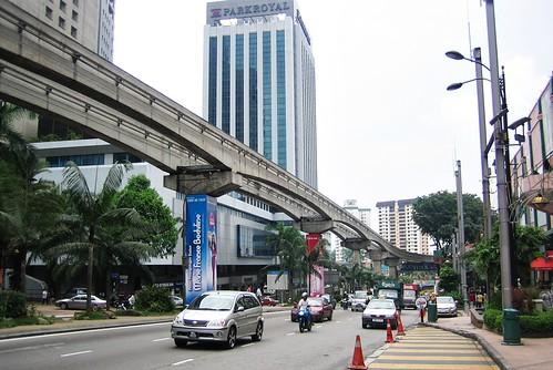 Bukit Bintang, Kuala Lumpur - Malaysia
