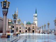 المدينة المنورة - المسجد النبوي