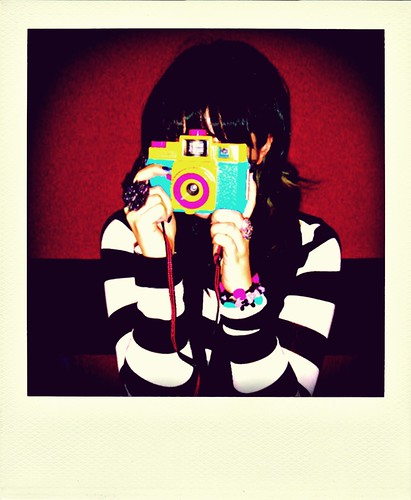 The Wonderful and Awesome Holga CMY