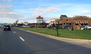 Strip retail Harrisonburg