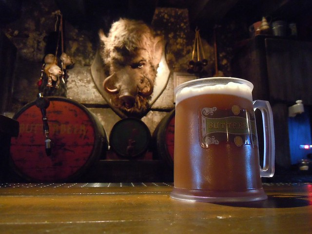 Hog's Head Butterbeer